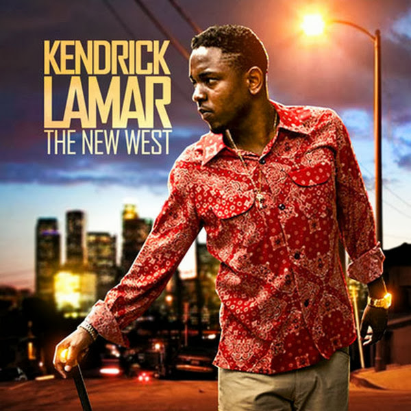 Kendrick Lamar - The New West Cover