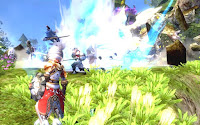 Dragon Nest is a free to play 3D fast paced action MMORPG