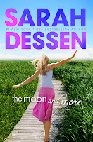 book cover of The Moon and More by Sarah Dessen