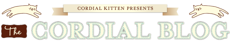 Cordial Kitten