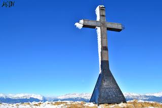 Peña Oroel - Cruz de Oroel - Venta del Soton