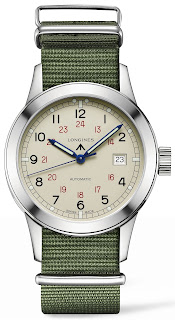 Montre Longines Heritage Military COSD