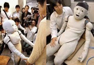 Robot Sahabat MANUSIA