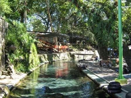 Desa wisata janti : Tempat Wisata pemancingan di klaten
