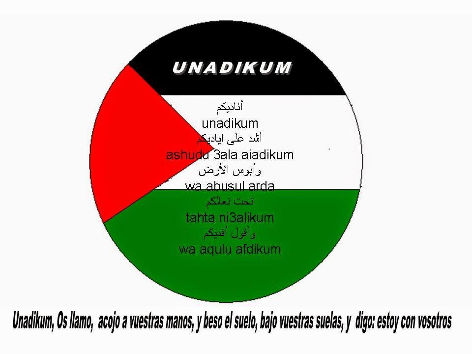 Mandala Palestino