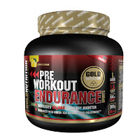 Pre-Workout Endurance Gold Nutrition
