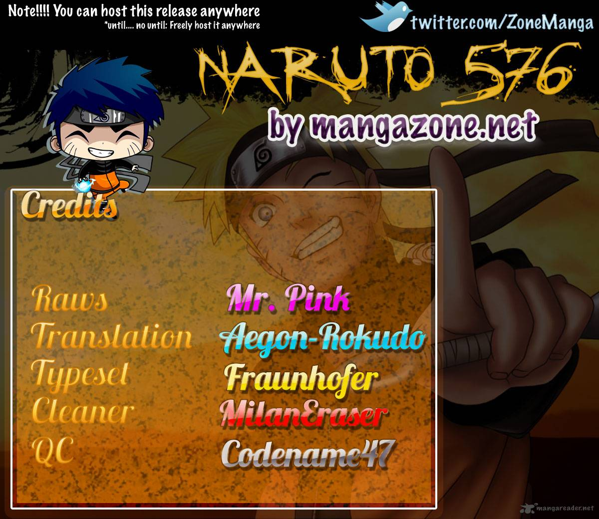 Naruto - Chapter 576 - Pic 20