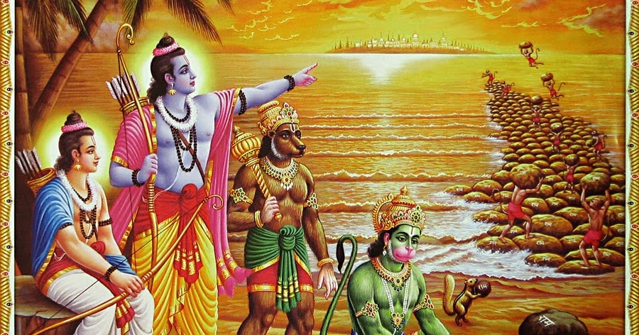 essay on ramayana the message