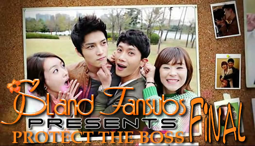 Subtitle Indonesia Protect The Boss