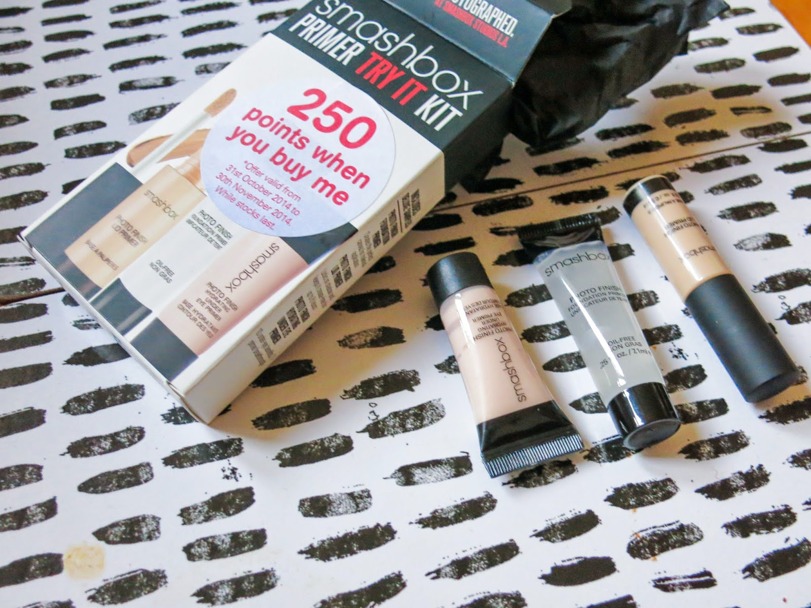 Smashbox Primer Try It Kit Bargain at Boots