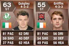 FUT Doubles of the Day #DOTD