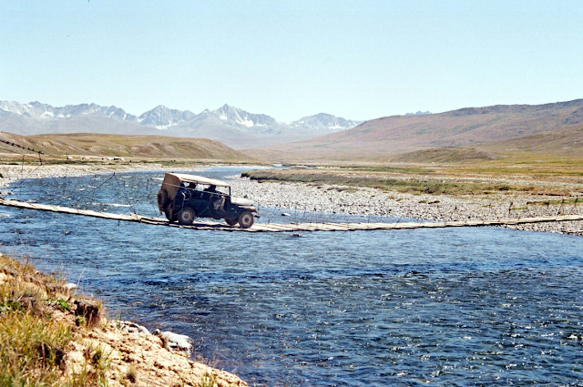 Deosai also offers adventure side by side of extreme facination