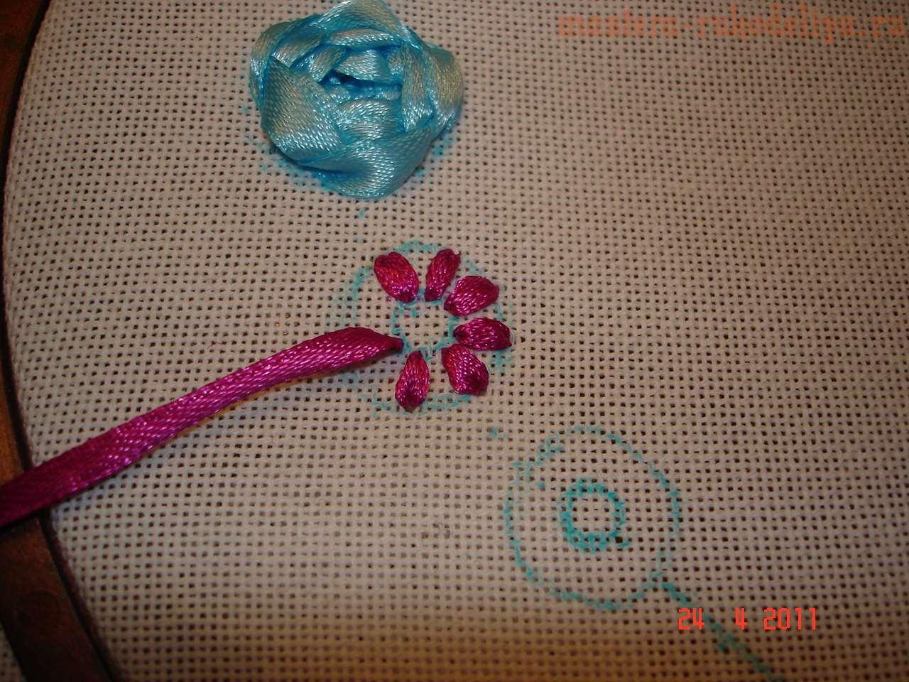Ткани для вышивки лент своими руками