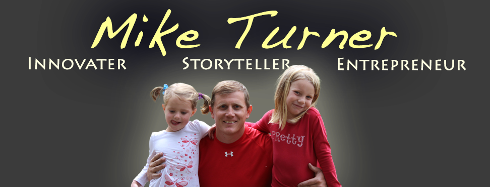 Mike Turner Boise - Author - Entrepreneur - Innovator - Parent - Husband