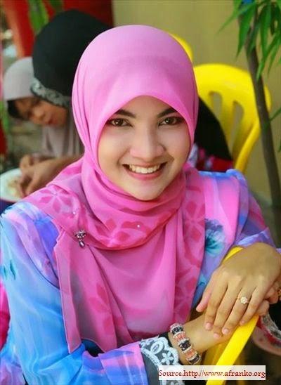 Hijab pour fille moderne