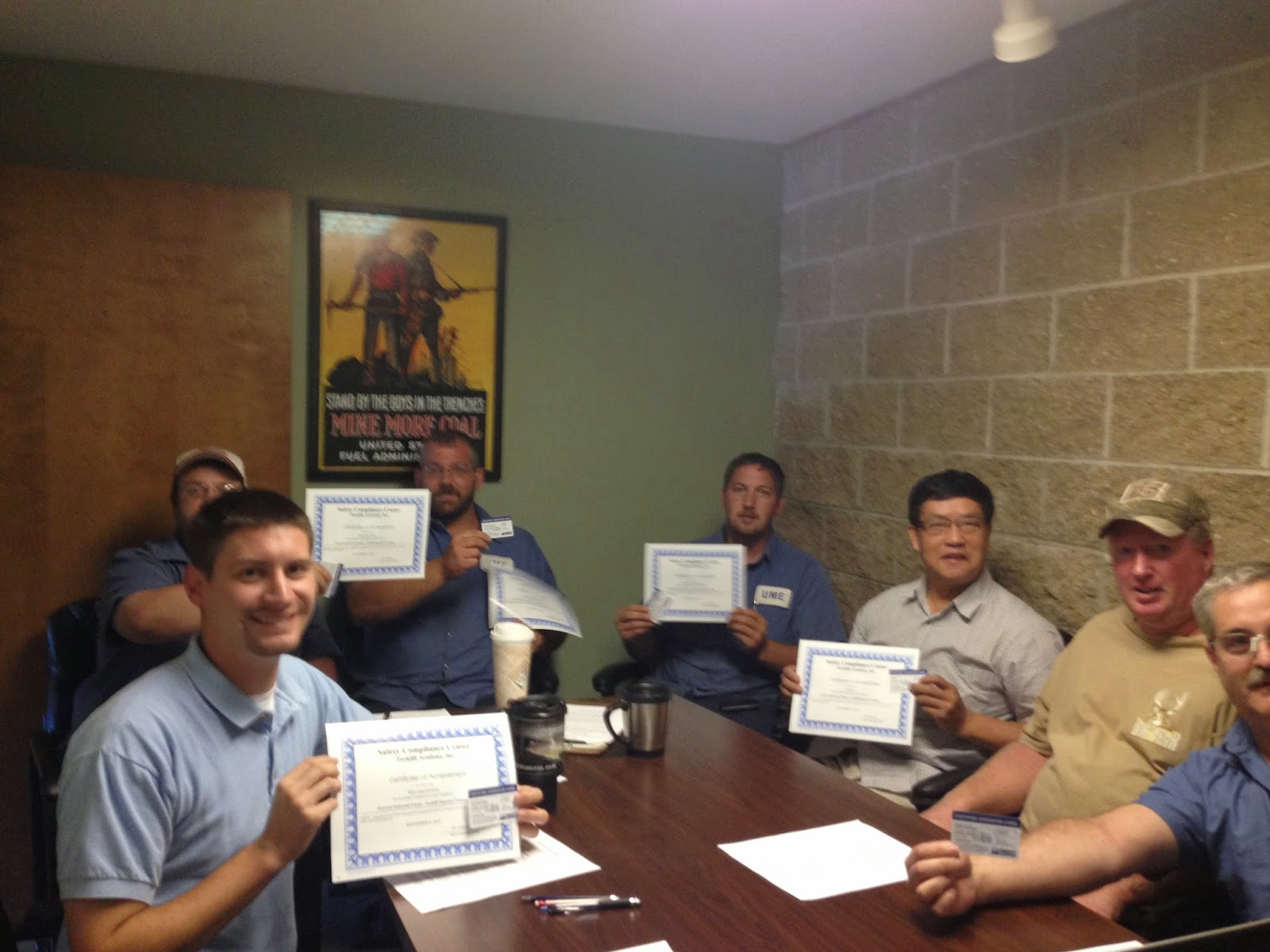Forklift certification and training in chicago il forklift oct xflitez Choice Image