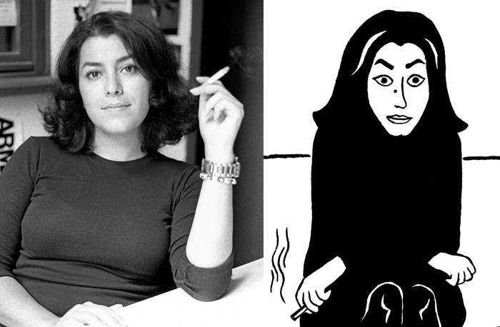 Columbus Oh An Evening With Marjane Satrapi