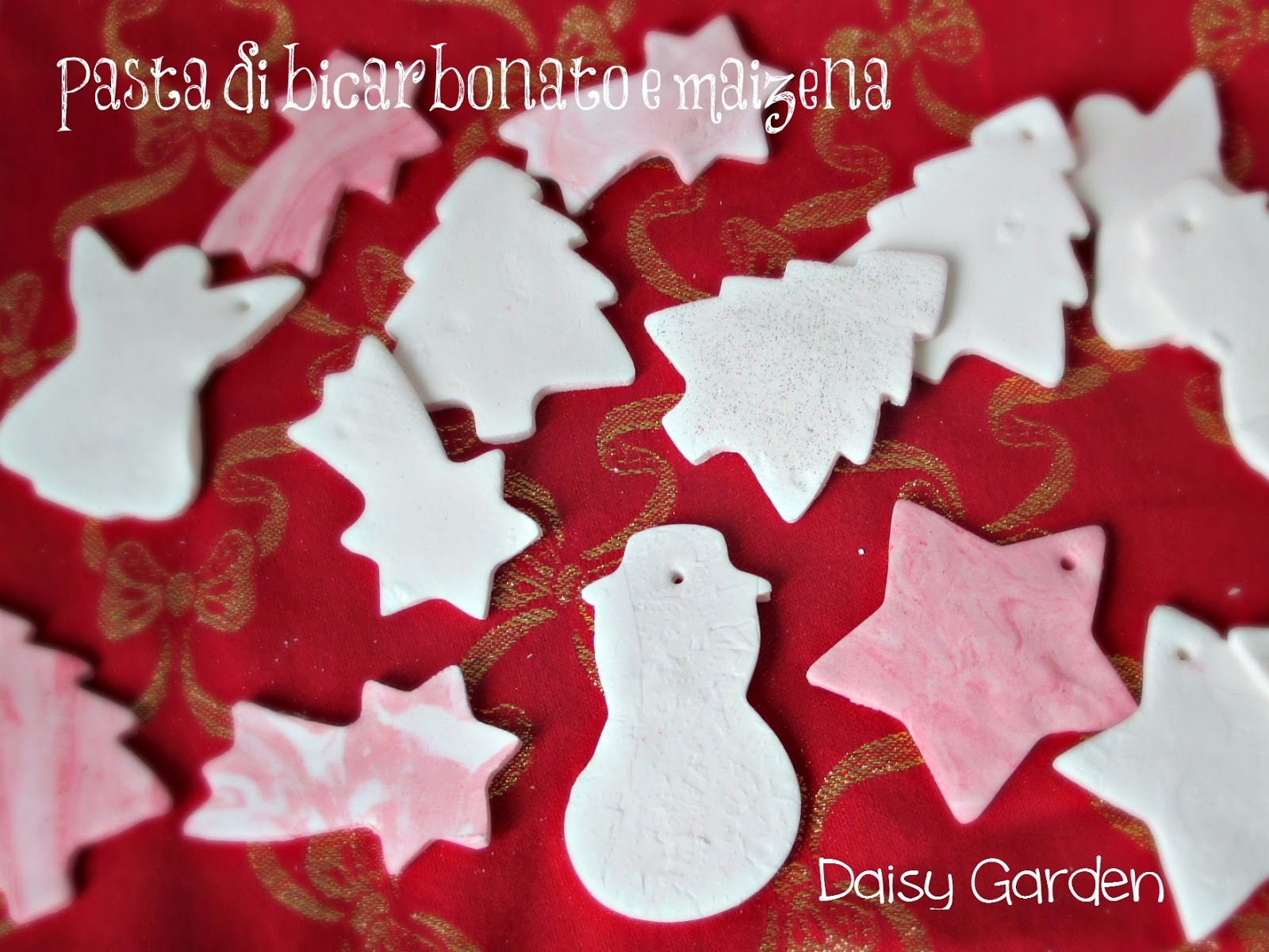 Bien connu Daisy Garden: Christmas Inspirations Blog Hop #5 - Decorazioni in  QH92