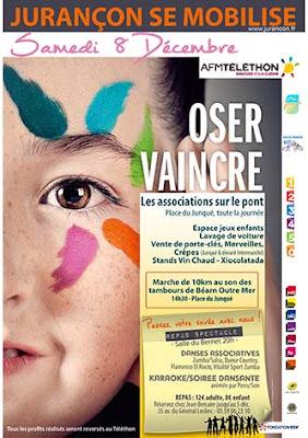 téléthon 2012 à Jurançon