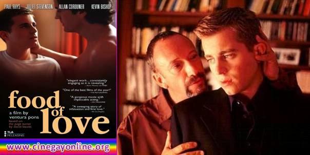 Manjar de amor, película