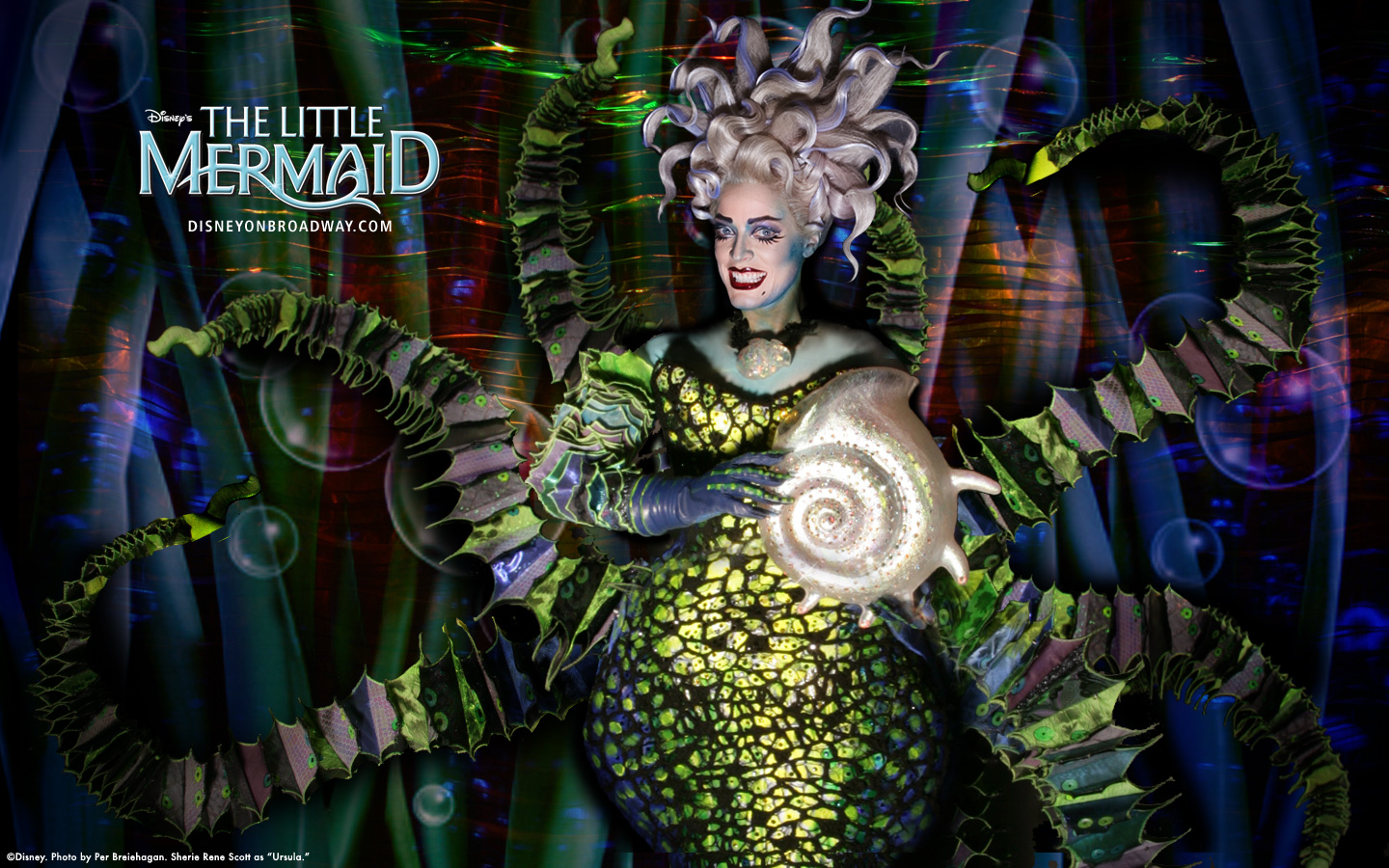 Projects The Little Mermaid
