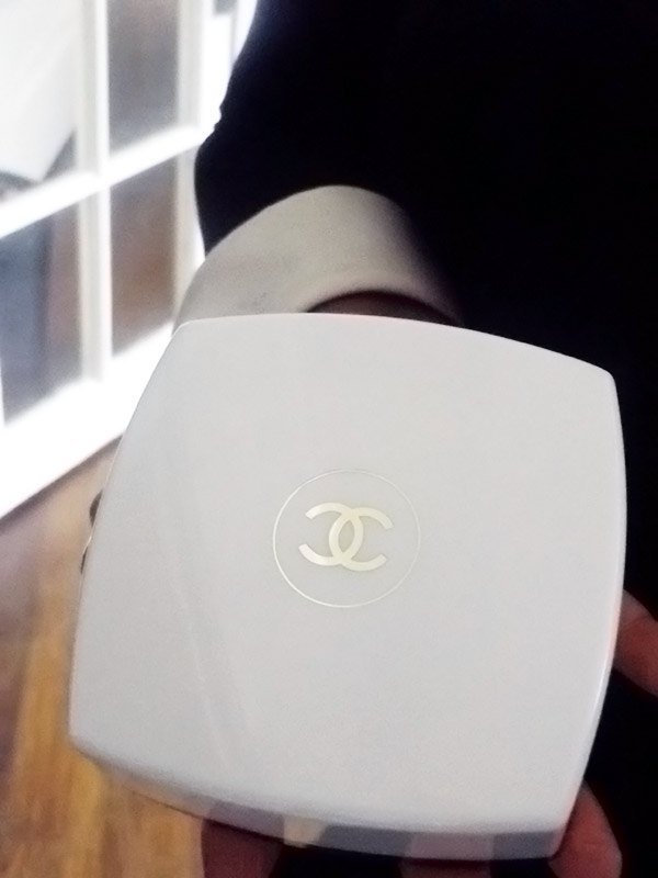 vintage chanel #5 body powder, vintage chanel beauty products