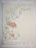 Свадебная открытка-формат А4