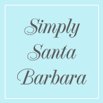 Grab button for SIMPLY SANTA BARBARA