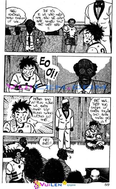 Jindodinho - Đường Dẫn Đến Khung Thành III  Tập 52 page 69 Congtruyen24h