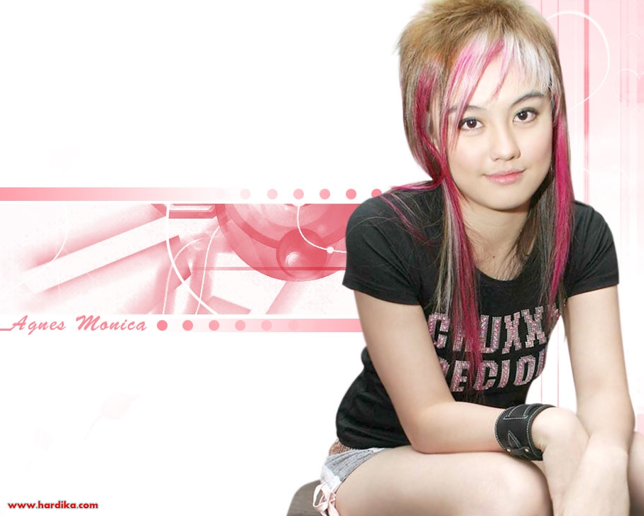 Download foto agnes monica terbaru 1