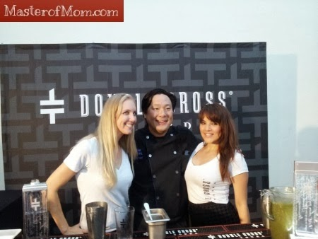 chef ming tsai double cross vodka