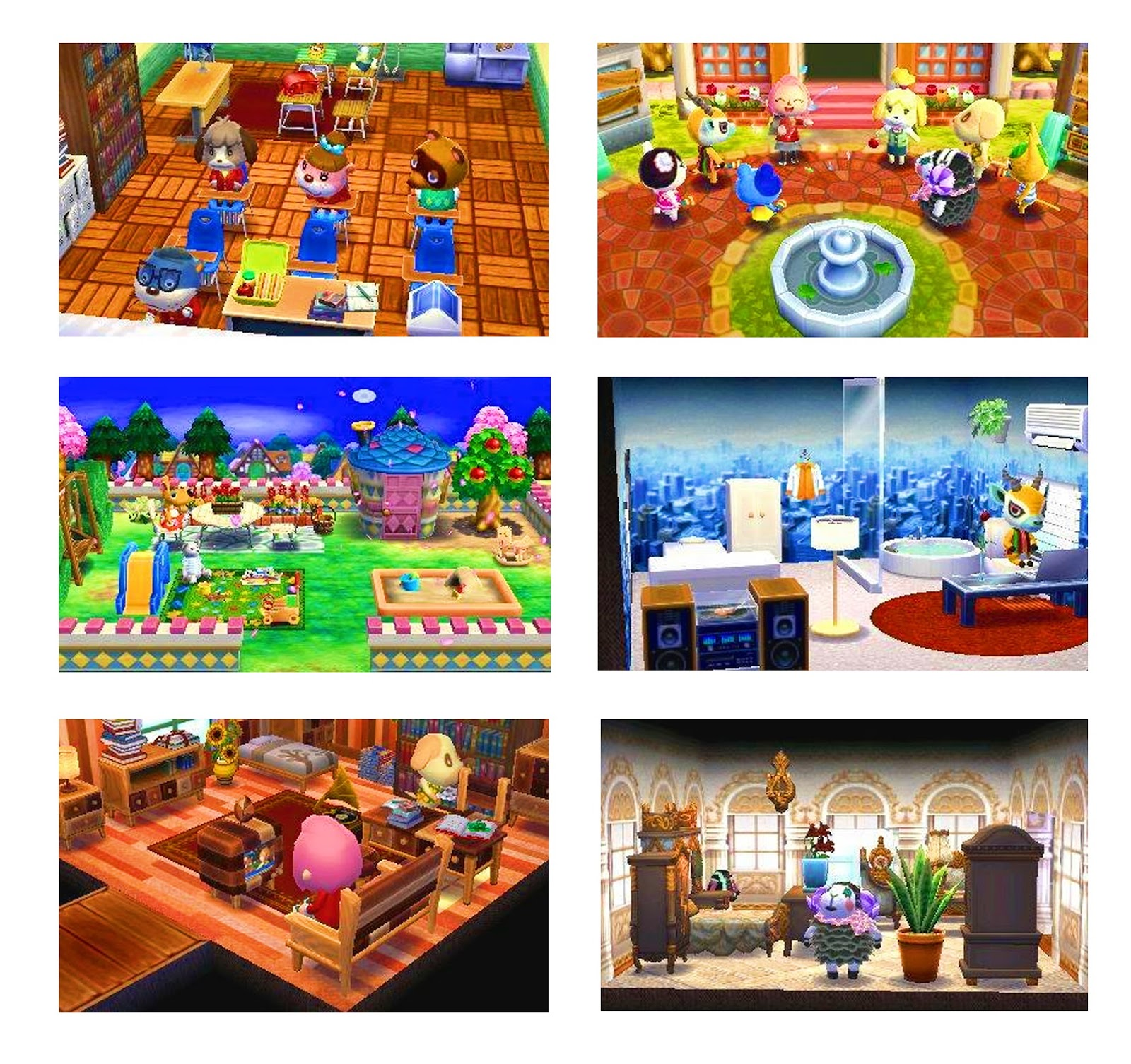 Animal Crossing Happy Home Designer First Impression Review