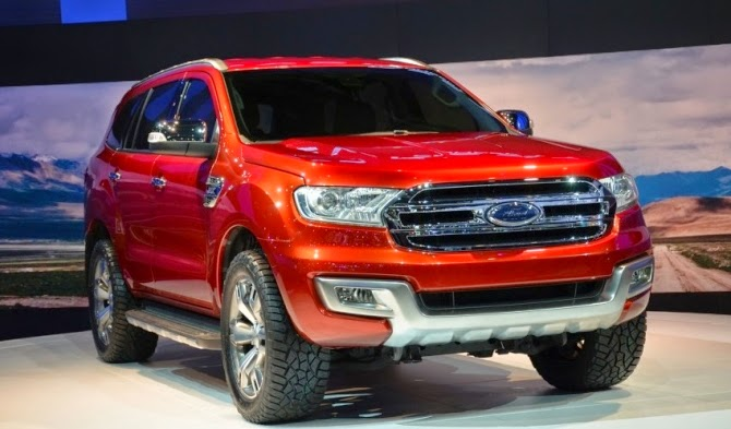 Ford Everest manh me nhat