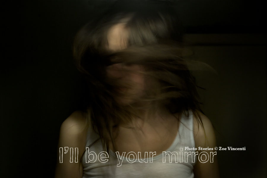 I' LL BE YOUR MIRROR