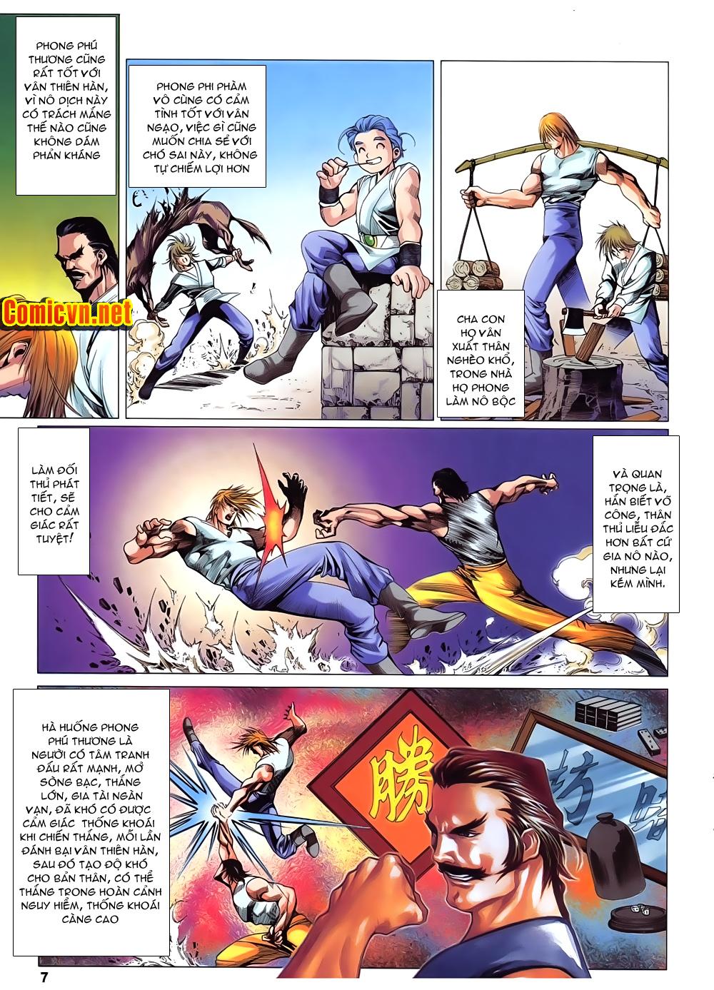 Lục Đạo Thiên Thư chap 14 - Trang 7