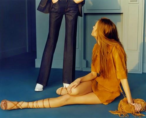 Zara mujer primavera verano 2015 campaña