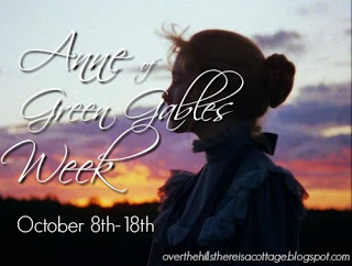 Anne of Green Gables Week!!