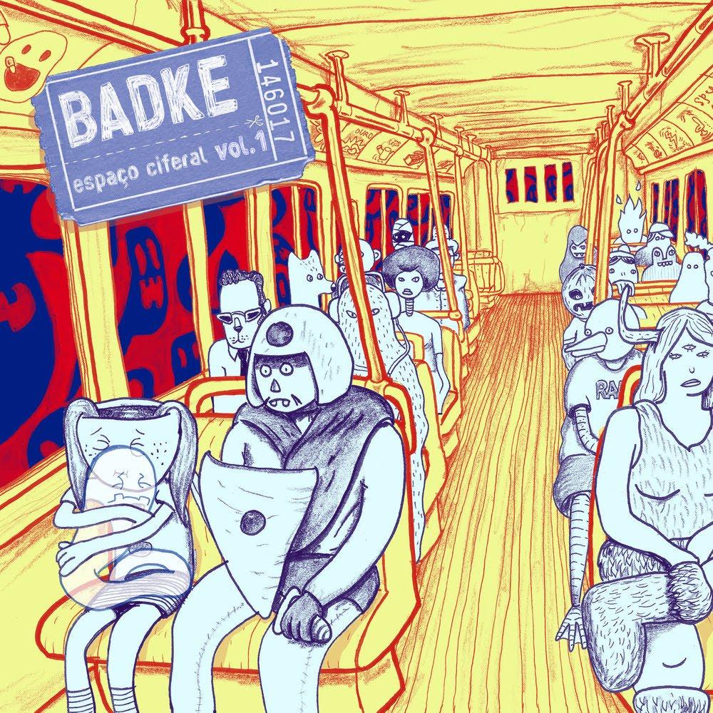 """Badke """"Bom dia"""" (Single) 2015"""