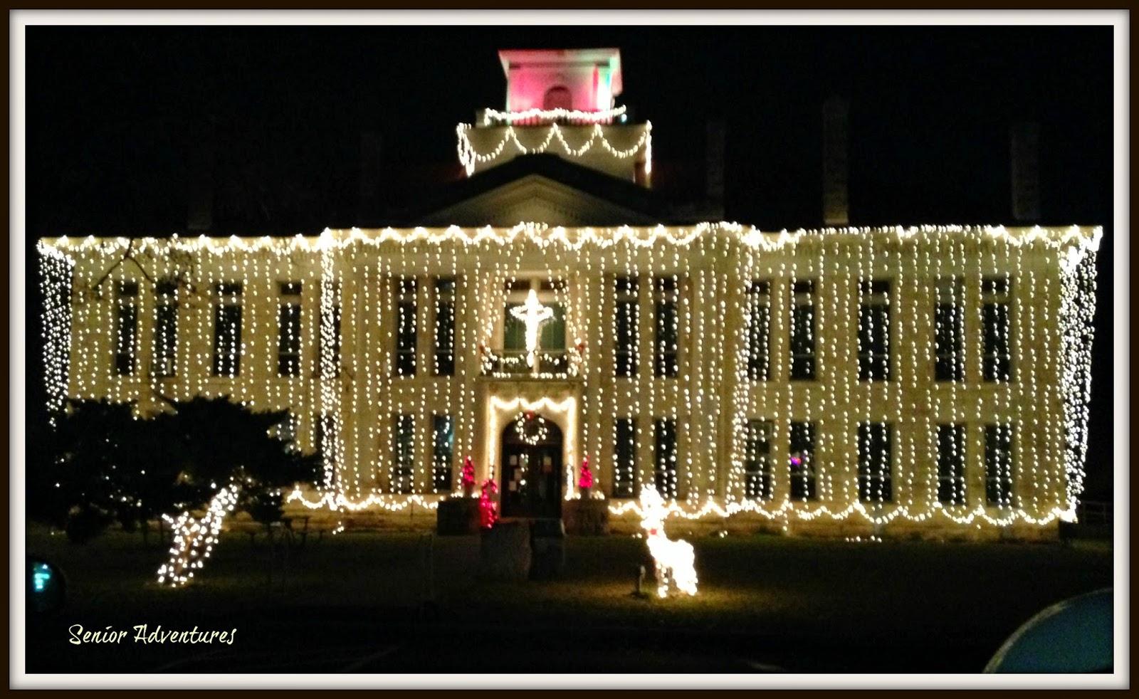 Senior Adventures: Lights in Johnson City