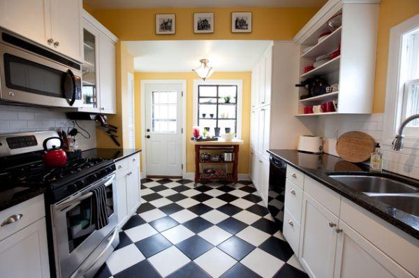 Veja No Nosso Painel Cozinhas, No Pinterest , Estas E Outras Ideias ~ Decoracao Piso Branco