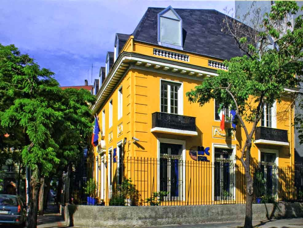 Santiago, sede Istituto italiano di cultura