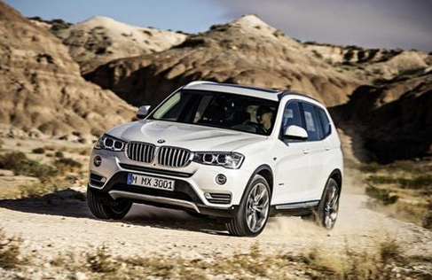 2017 BMW X3 Redesign Price Changes Release Date