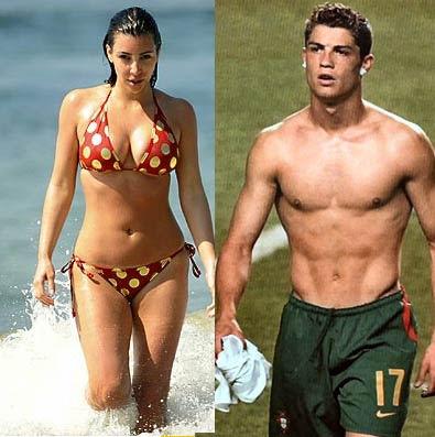 Kardashian Dating on Cristiano Ronaldo And Kim Kardashian Together Dating Jpg
