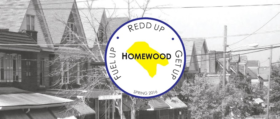 Fuel up. Redd up. Get up for Homewood!