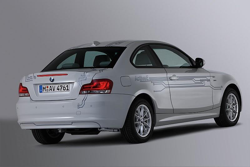 2011 Bmw Activee Concept Car Report