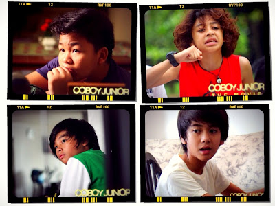 Catatan Si Goiq: Coboy Junior The Movie