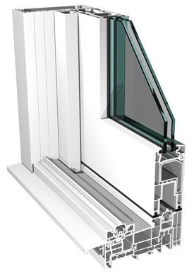 Rotura puente termico ventanas aluminio la soluci n ideal para el aislamiento de su casa - Aluminio con rotura de puente termico ...