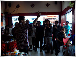 Pontianak Coffee Street Festival 2012