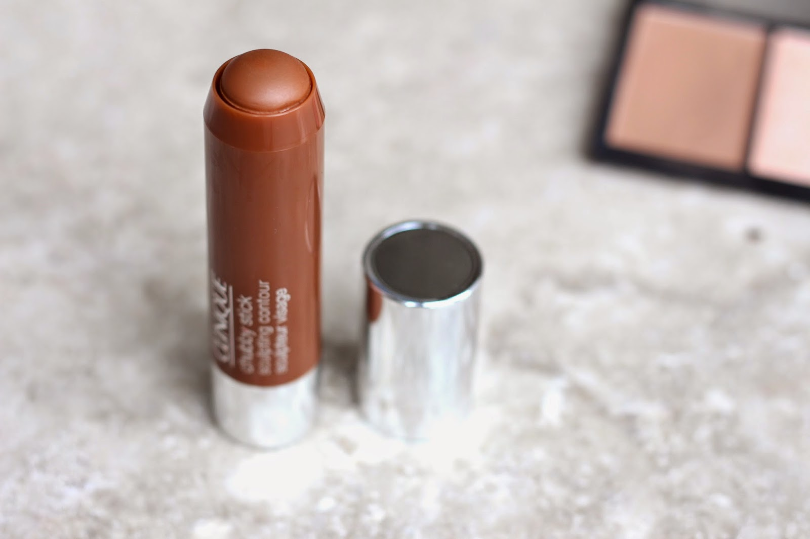 Easy Contouring | Clinique Chubby Stick Sculpting Contour Review