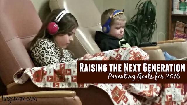 mommy monday linkup parenting goals